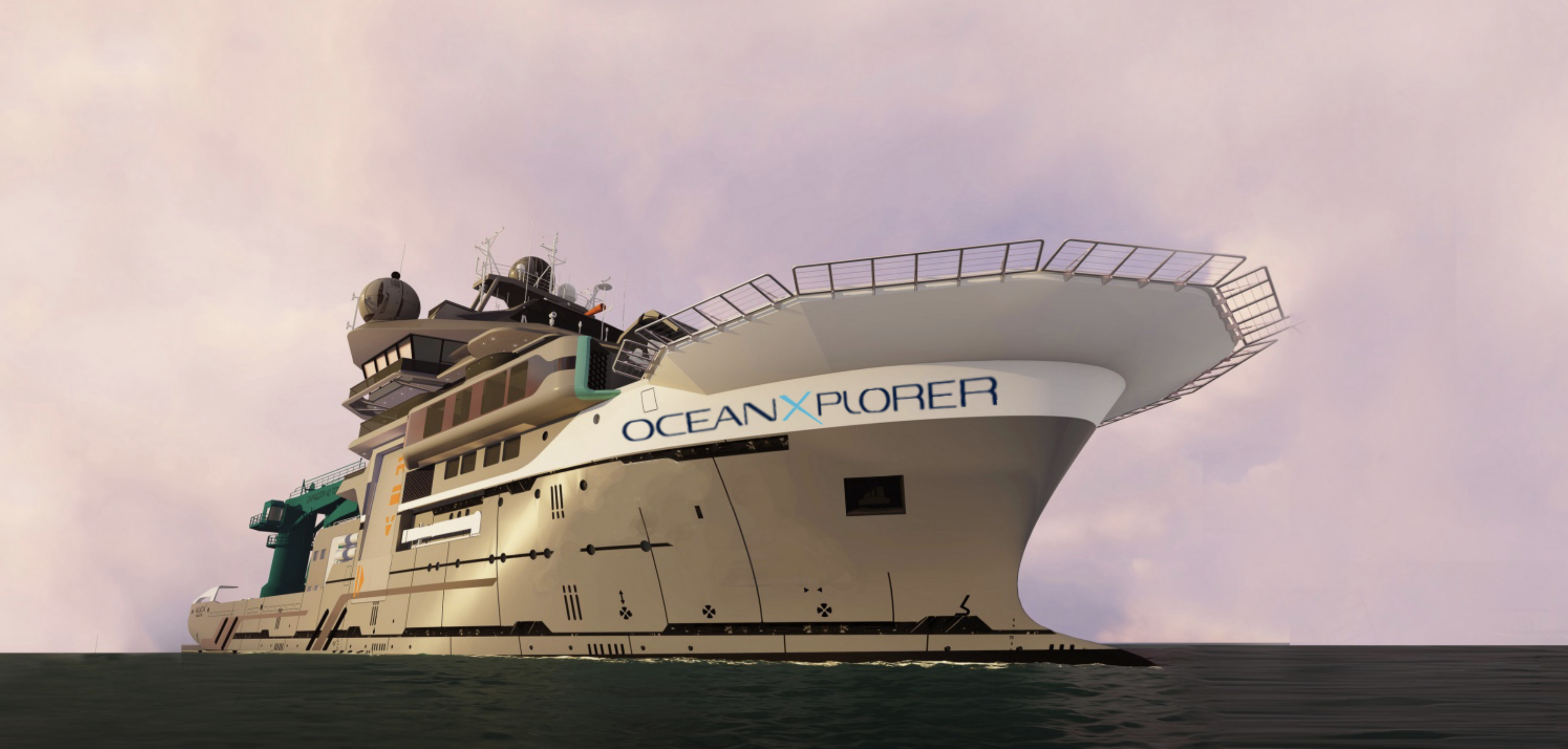OceanXplorer : A superyacht built to research | Superyacht