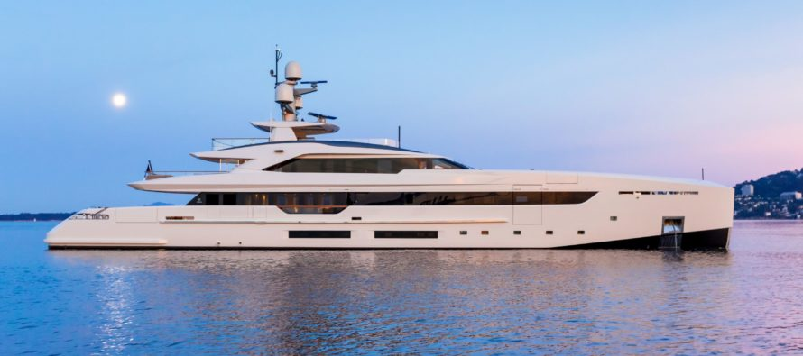 Tankoa and Camper & Nicholsons announce sale of third S501 hull