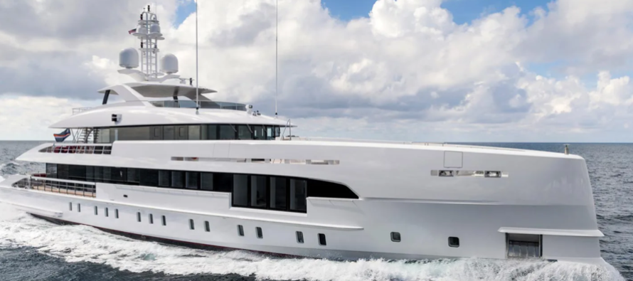 Heesen sells second hybrid yacht: Project Electra