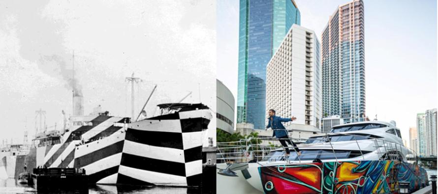 OPINION: Luxury yacht art enjoys a moment in the Florida sun