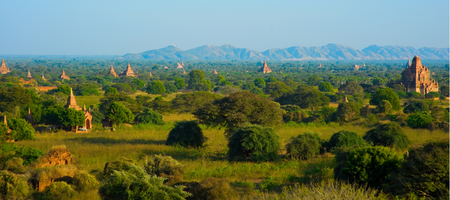 View From The Bridge: Myanmar is an emerging destination