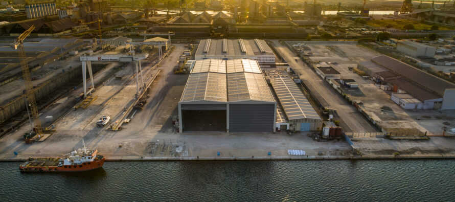 Rosetti to build new facility for 100m superyachts