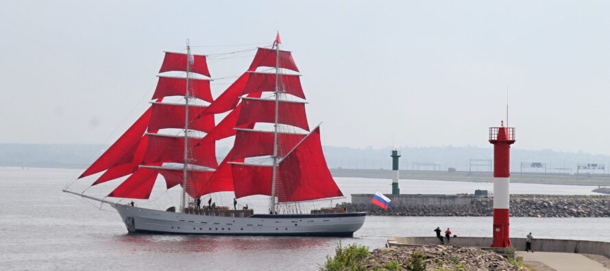 Flagship: Is Russian yachting on the rise?