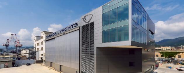 Tankoa Yachts to acquire new shipyard