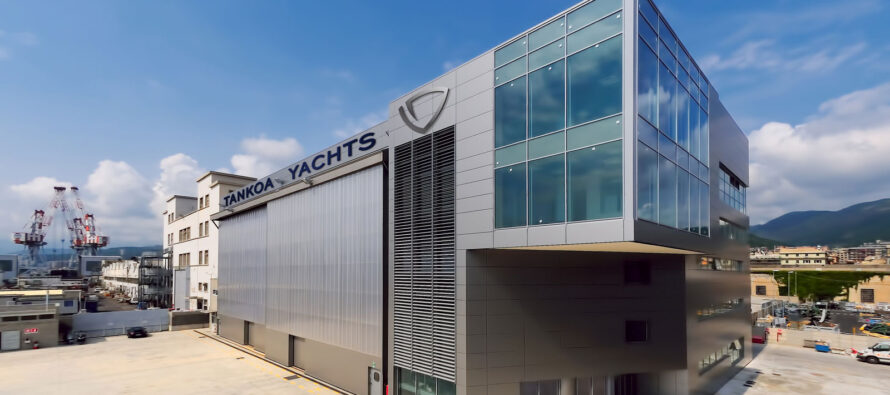 Tankoa Yachts to acquire new shipyard