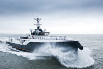 Amels and Damen confirm Gene Chaser sale