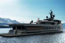 First look: Amels and Damen custom 58-metre SeaXplorer