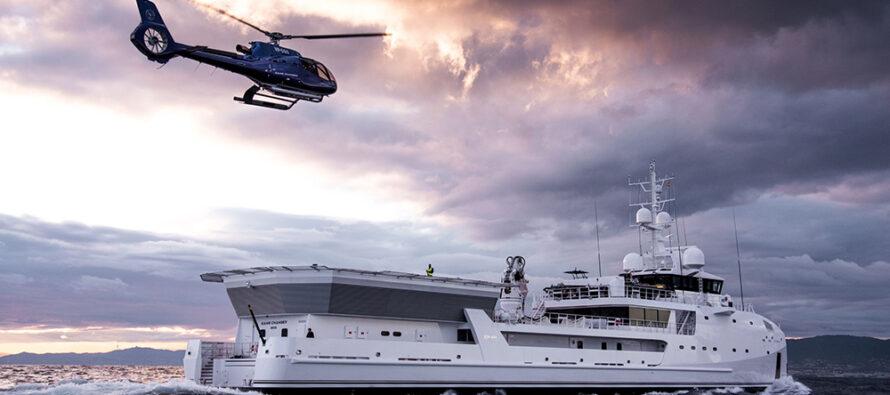 Game Changer joins Edmiston's charter fleet