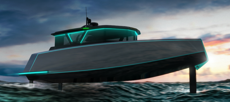 Navier introduces 'Tesla-like' approach to yachting