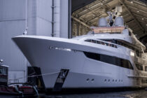 Feadship launches 55m Somnium