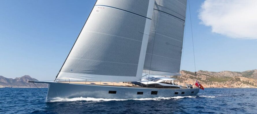 Baltic Yachts to build custom sloop, third contract in 2021