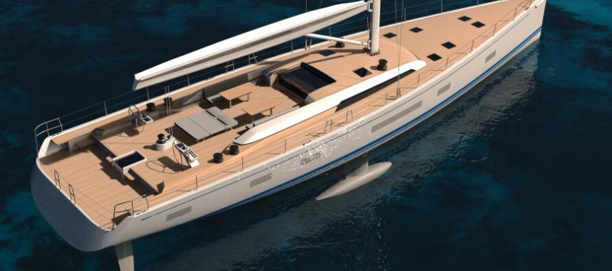 First hybrid-electric Swan 88 sold