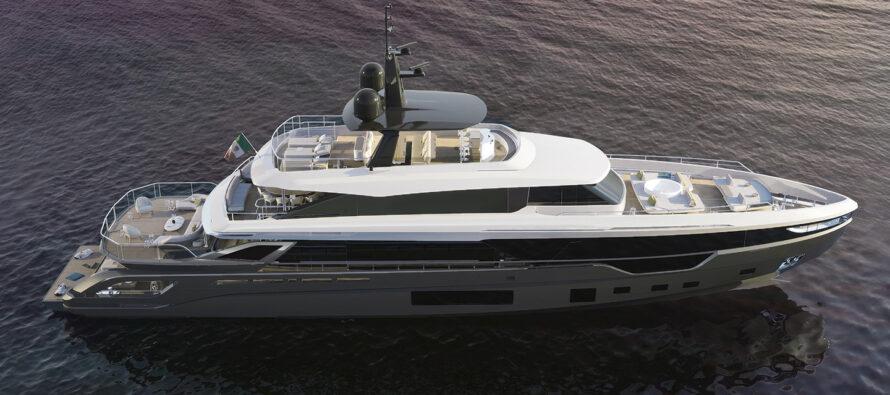 Azimut Yachts reveal flagship Grande Trideck