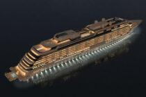 Meyer Werft to build 280m+ megayacht M/Y Njord