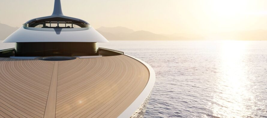 Feadship launch new concept Pure